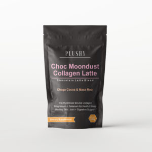 Choc Moondust Collagen Latte